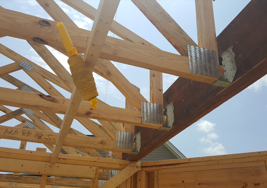Lvl Beams And I Joists Anderson Truss Company